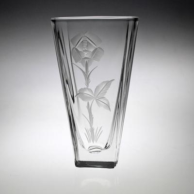 Vase Nacht 24cm taille rose