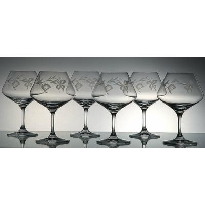 6 verres Amplitude Taille Sarment