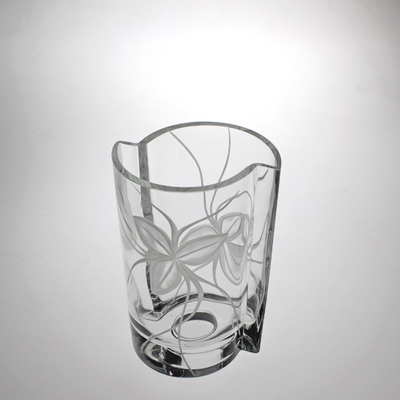Vase-Bougeoir Justin 20cm