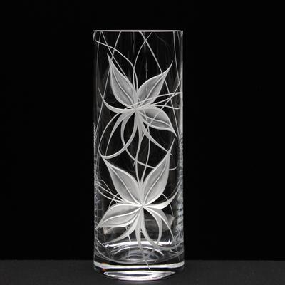 Vase Roni Cylindre 25,5cm taille Fabrice