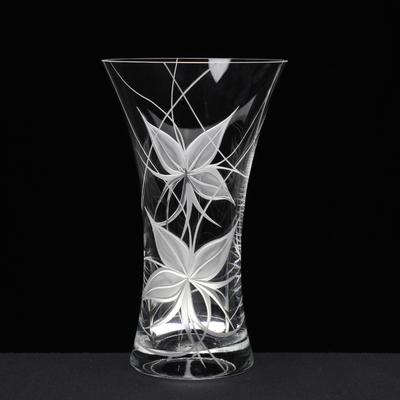 Vase Roni evasé 25 cm taille Fabrice