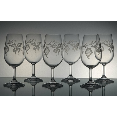 6 verres Inao Taille sarment
