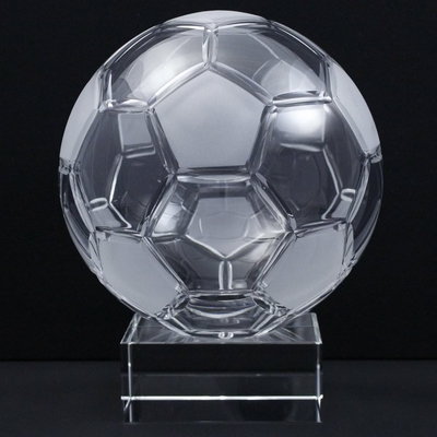 Ballon de Football sur socle
