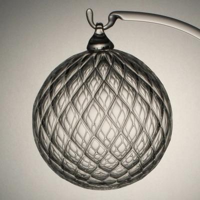 Boule de no l diamant collection no l cristal lehrer for Boule laser noel