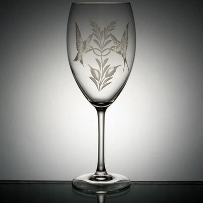 Verre de Mariage Bordeaux taille hirondelles