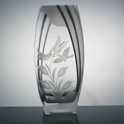 Vase mariage 4412/260 Taille colombes alliances