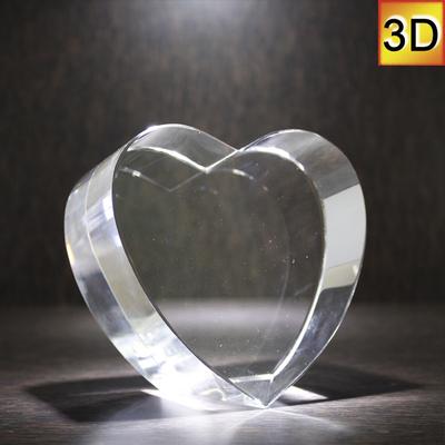 Coeur petit modèle 3D
