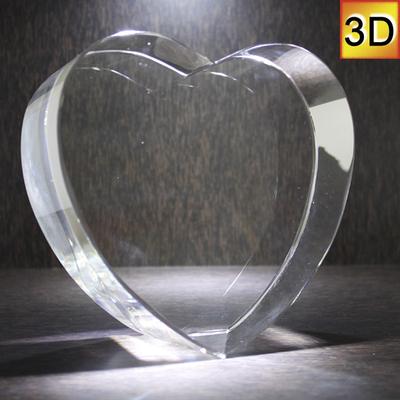 Coeur grand modèle 3D