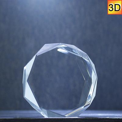 Rond Diamant 75 3D