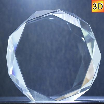 Rond Diamant 120 3D