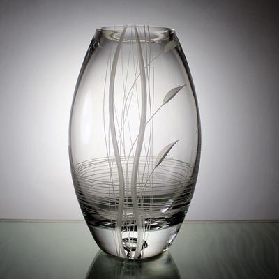Vase Obus 24 cm taille Océane