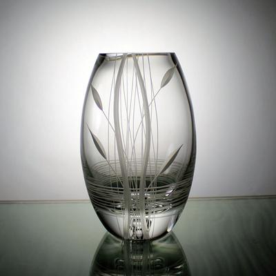 Vase Obus 18 cm taille Océane