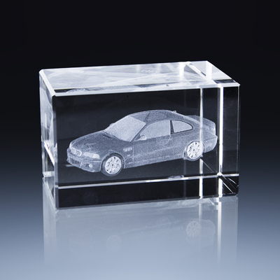 Bloc Horizontal 8x5x5cm Voiture BMW
