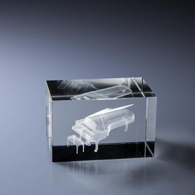 Bloc Horizontal 8x5x5cm Piano