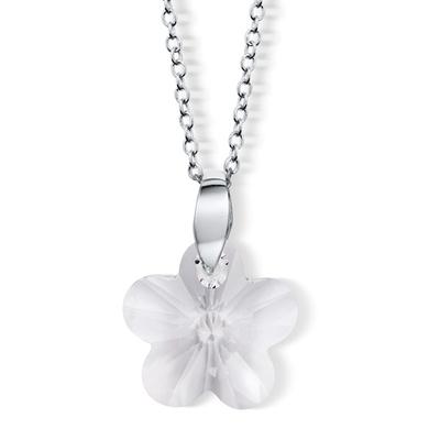 Fleur Collier en cristal Swarovski®