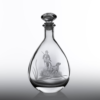 Carafe Taille Chasse