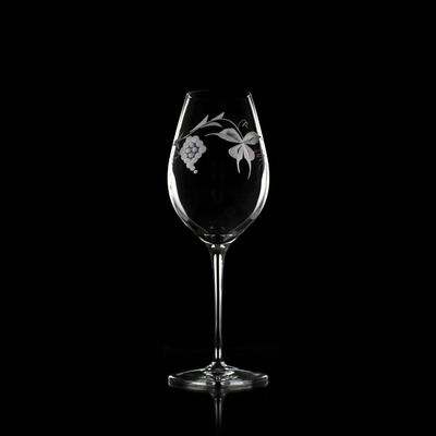 6 verres Fresco vin blanc Taille Sarment