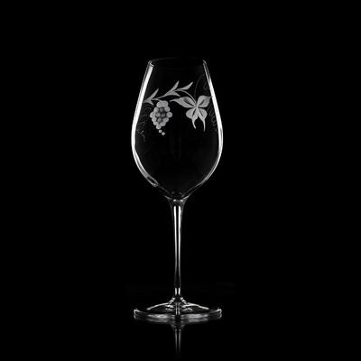 6 verres Maturo vin rouge Taille Sarment