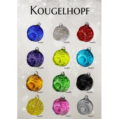 Boule de Noël Kougelhopf