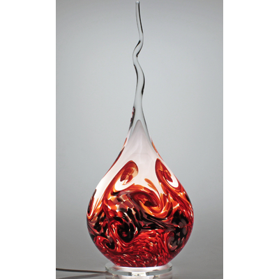 Lampe Flamme CR04#01