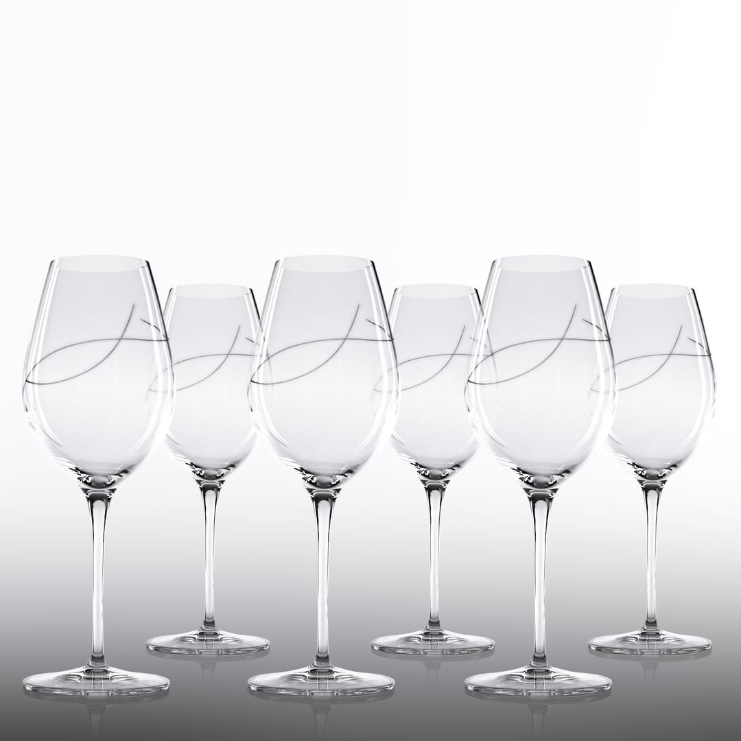 6 verres maturo vin rouge taille spirale coffrets de verres collection maturo taille spirale. Black Bedroom Furniture Sets. Home Design Ideas