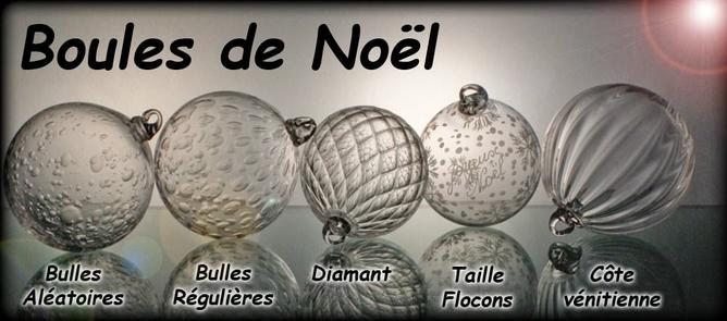Collection no l cristal lehrer for Boule laser noel