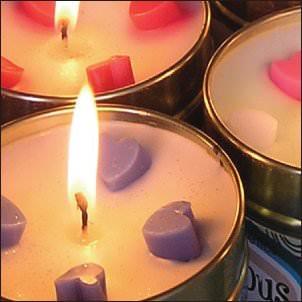 Lulu Shop Bougie aux huiles essentielles Bomb Cosmetics
