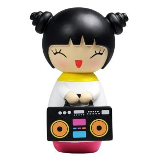 Lulu shop Poupée Japonaise Kokeshi Momiji party girl 1