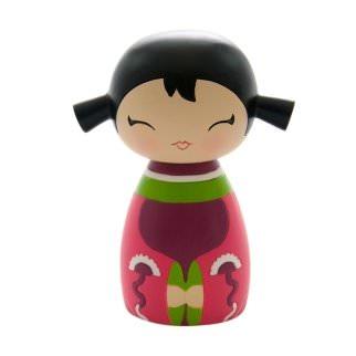 Lulu shop Poupée Japonaise Kokeshi Momiji Giggles