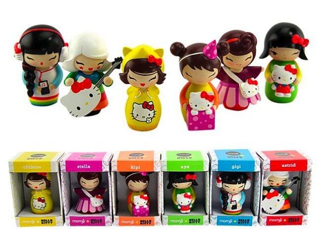 Lulu Shop poupée momiji Hello Kitty chichiro