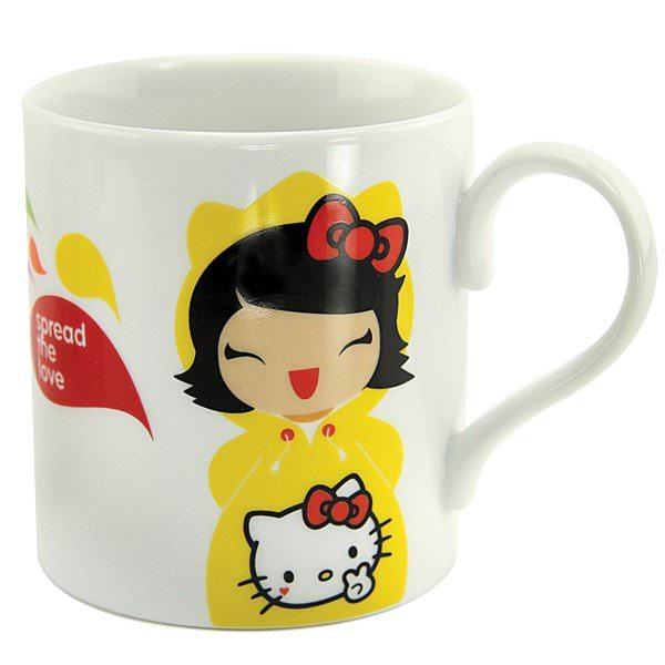 Lulu Shop Poupée Momiji Hello Kitty   Chihiro Tasse