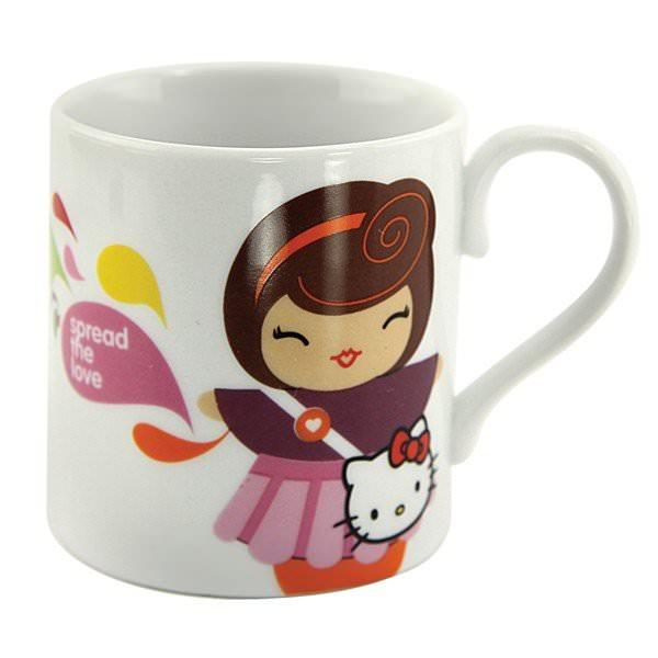 Lulu Shop Poupée Momiji Hello Kitty mug stella 1