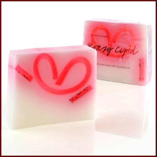 Lulu Shop Bomb Cosmétics Savon  fait main Crazy Cupid