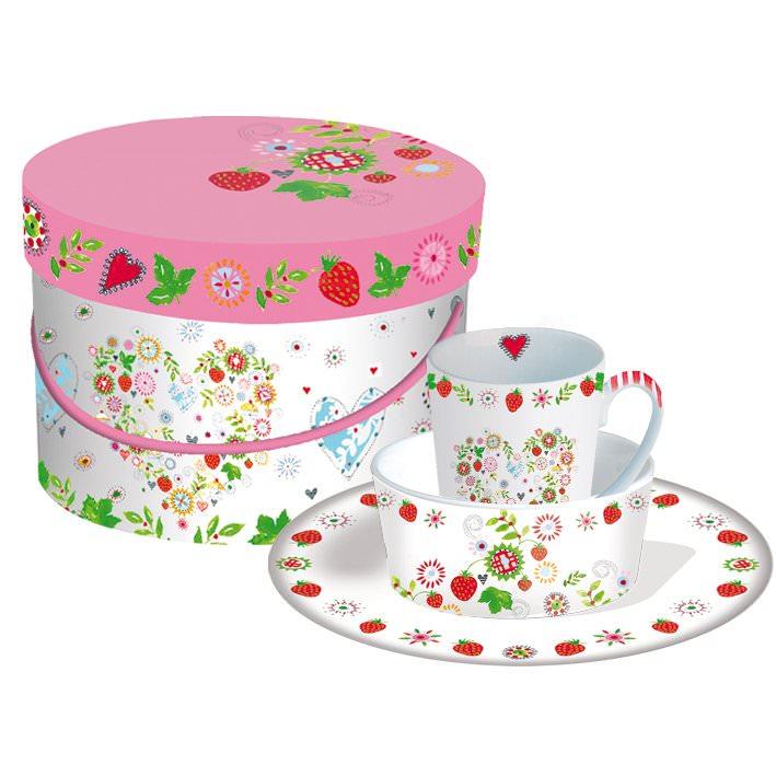 Lulu Shop art de la table vaisselle set petit déjeuner
