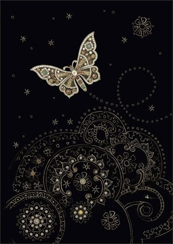 Bug Art Papillon Diamant lULU sHOP