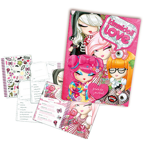Lulu Shop Album de LAmitié Kimmidoll Love 1