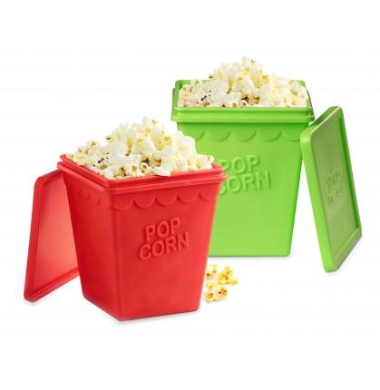 Lulu Shop Magic pop Corn rouge et vert