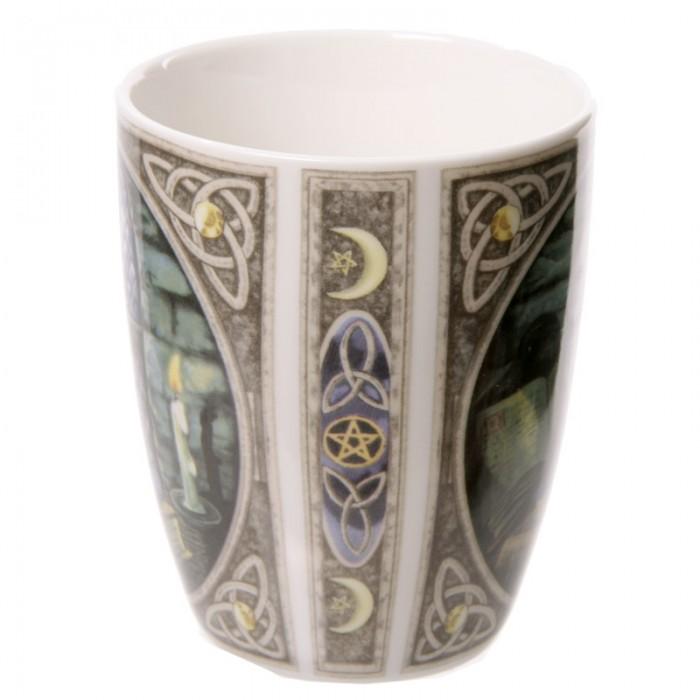 www.lulu-shop.fr Mug En Porcelaine Dessin Chouette Par Lisa Parker - MULP08 - 3