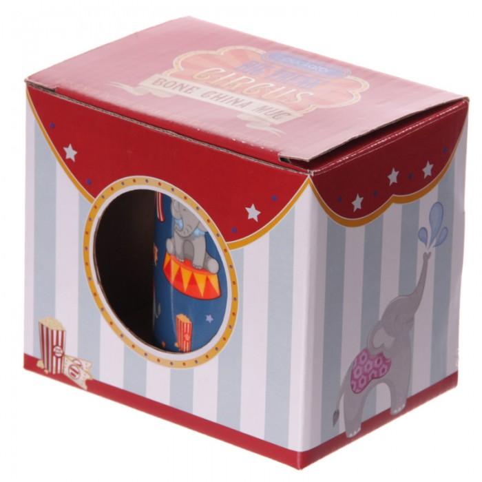 www.lulu-shop.fr Mug en porcelaine tendre - Éléphants du cirque MUG170 - 6