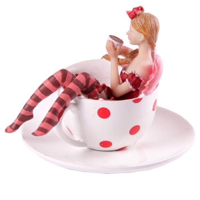 Fée avec tasse de thé par Natasha Faulkner Lulu Shop 4
