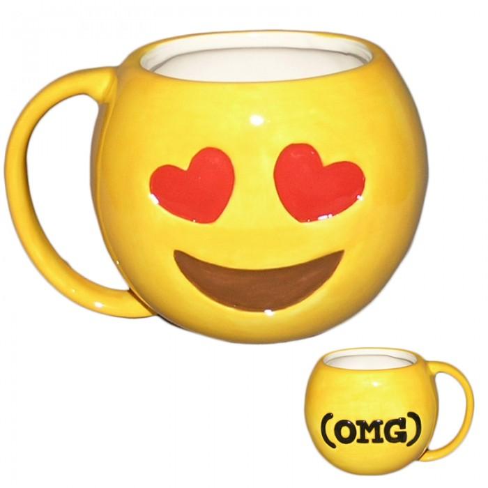 Mug Émoticônes Amour Lulu Shop