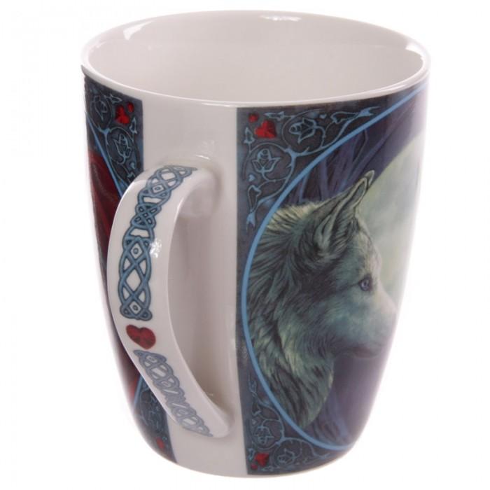 Mug Chaperon rouge et loup sous la pleine lune Lisa Parker Lulu Shop 3