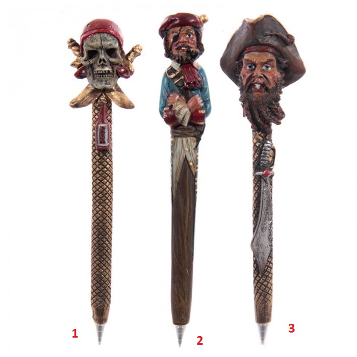 Stylo Pirate Lulu Shop