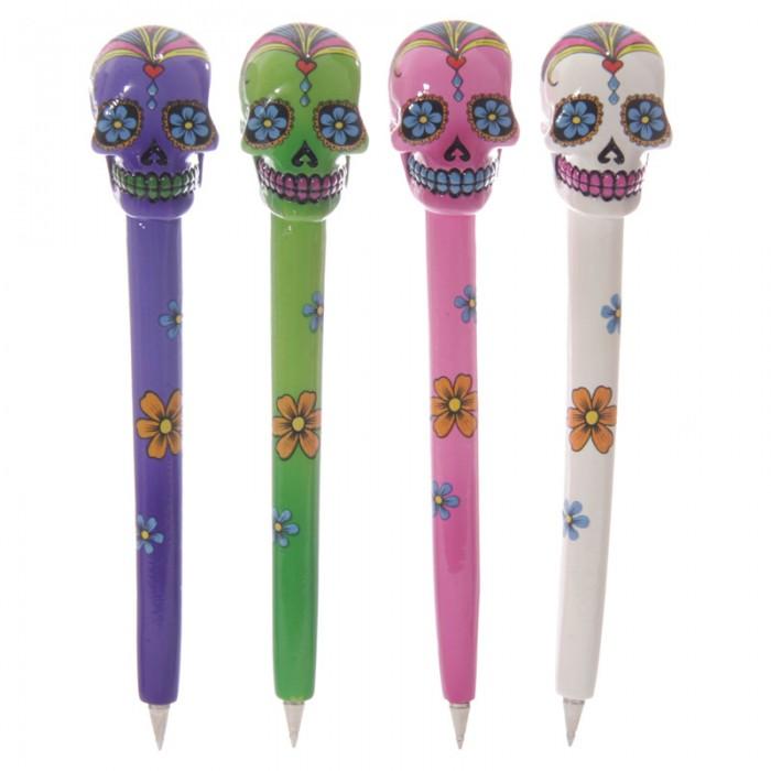 Stylo Jour Des Morts Mexicains Lulu Shop
