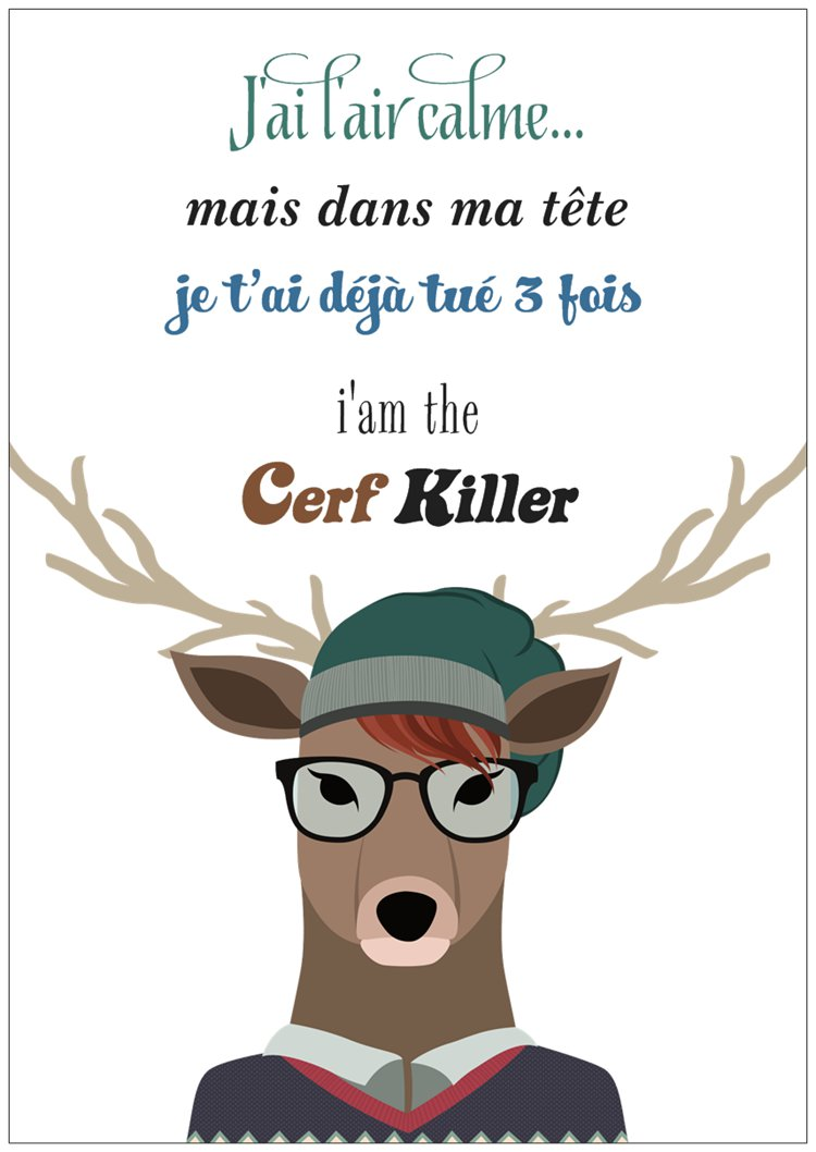 Cerf Killer 1