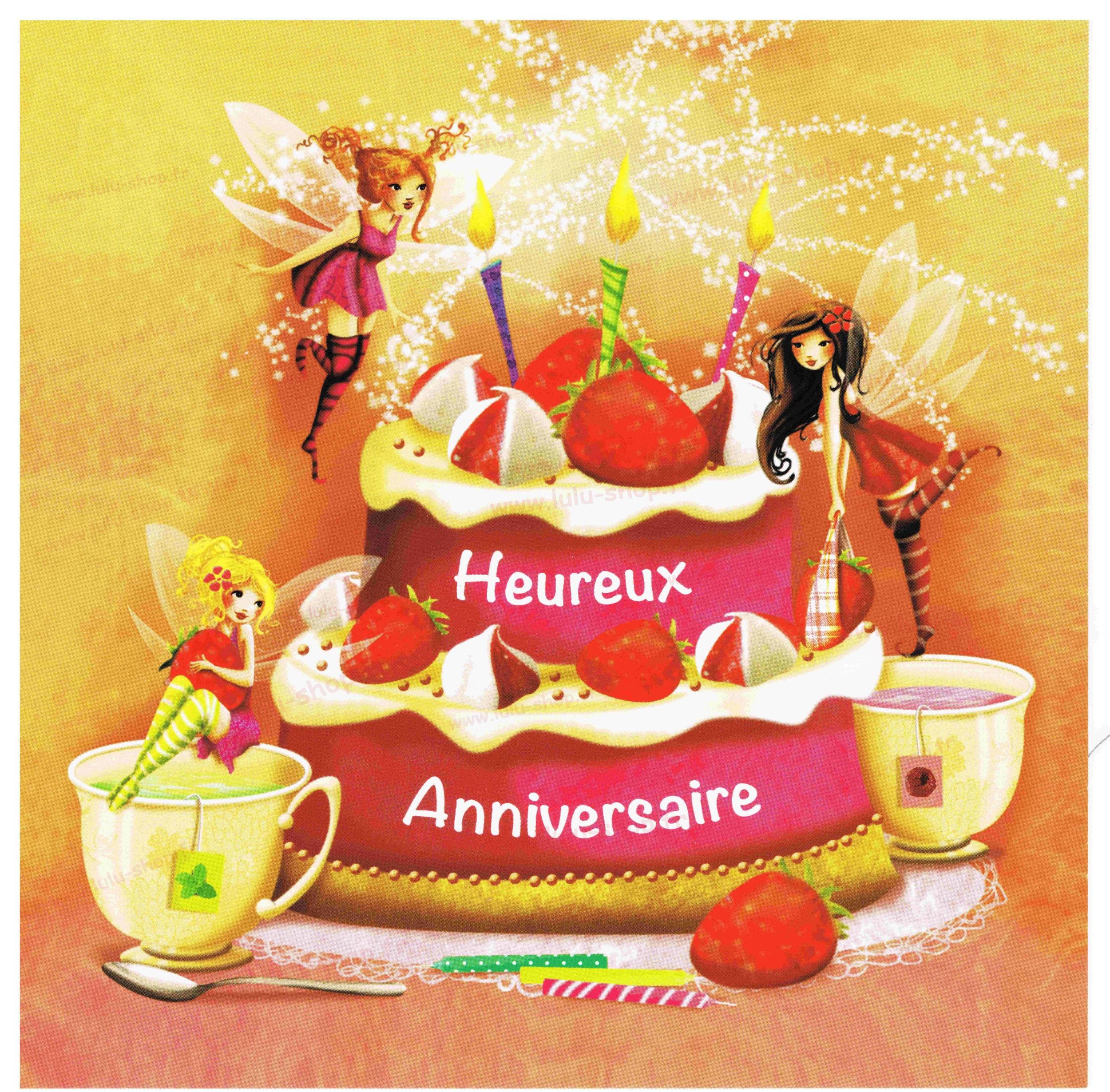 www.lulu-shop.fr Les Fées Gourmandes 1