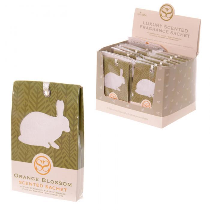 Sachets parfumés à la fleur doranger - Motif Lapin lulu shop 3