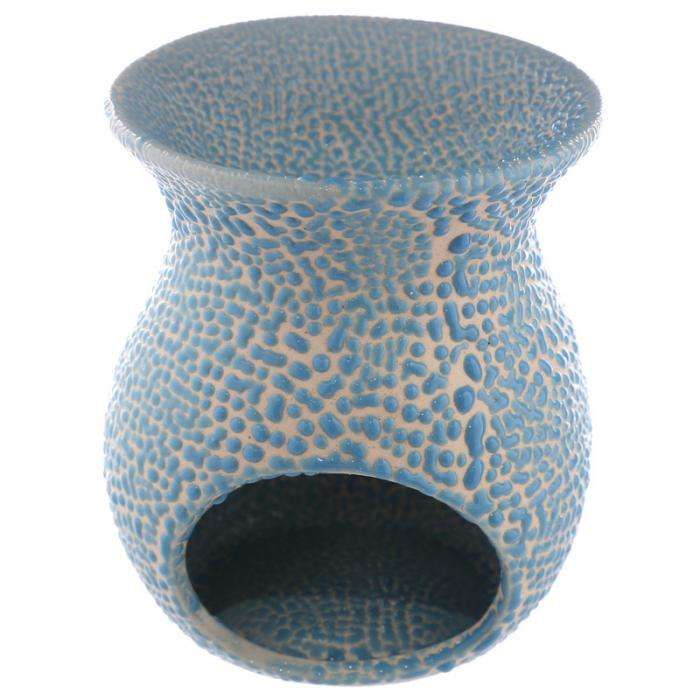 Petit brûleur à huile en céramique - Design craquelé Lulu shop 6