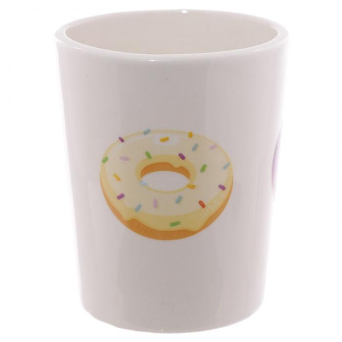 Mug Donut Rose à Anse Décorée Lulu Shop 3