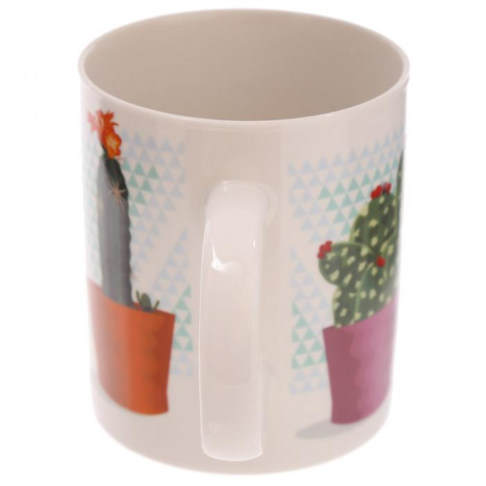 Mug porcelaine Cactus en pot Lulu Shop 5